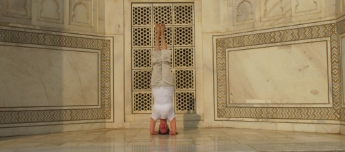 Iyengar Yoga: Inversions with Skjei Sharma