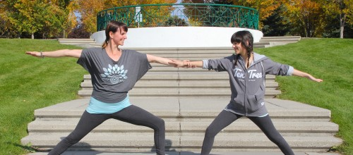 Yoga for Tween's & Children's Camps with Skjei