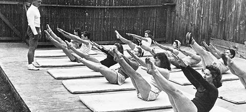 Yoga & Pilates: Enhanced Workshop with Andrew Hookey